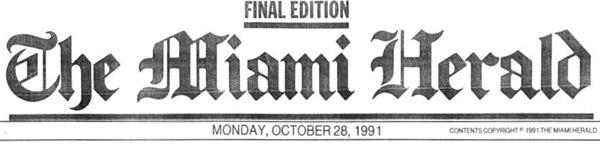 Roger Elkind | Miami Herald Feature